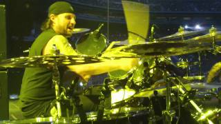 Dave Lombardo -- Postmortem/Hate Worldwide -- Big 4 Yankee Stadium