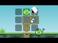 BAD PIGGIES 2018 | GROUND HOT DAY | Levels 1 to 9 Walkthrough