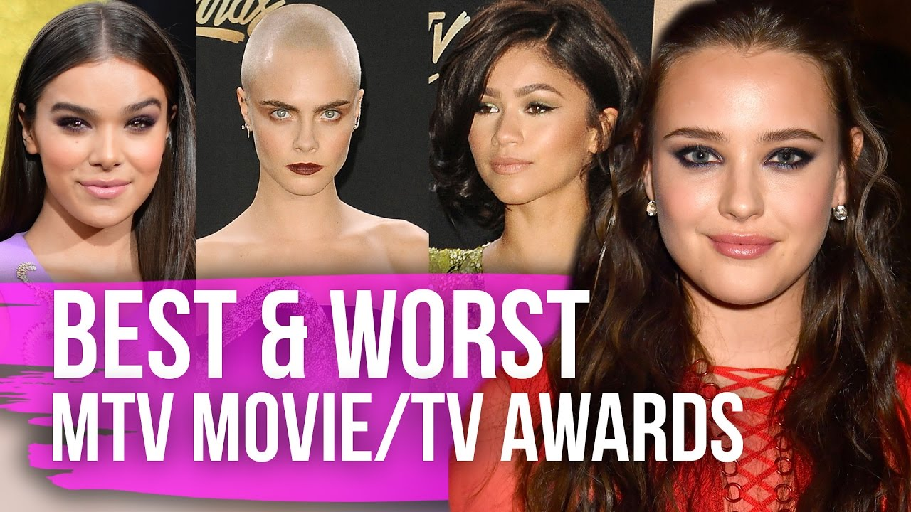 Best & Worst Dressed 2017 MTV Movie & TV Awards (Dirty Laundry)