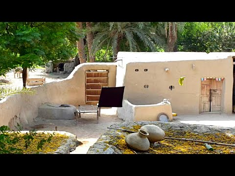 Punjab Village Houses & Lifestyle | Rural Life In Pakistan