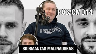 PVS/CMD 86/14 SKIRMANTAS MALINAUSKAS (THE MOST EVIL feat. A.Kisliak)