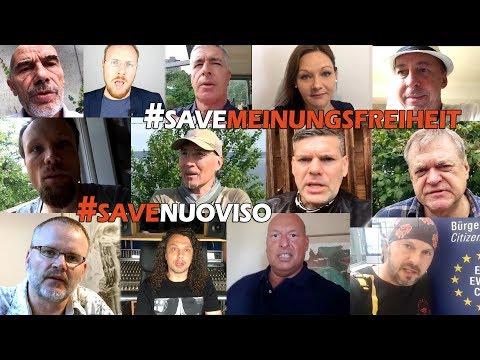 #saveMeinungsfreiheit - Unser gemeinsamer Nenner
