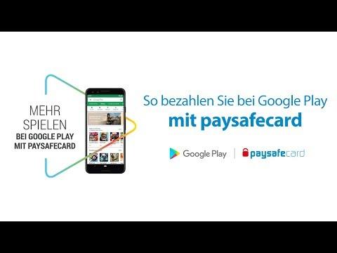 Google Play Gutschein Kaufen Paysafecard