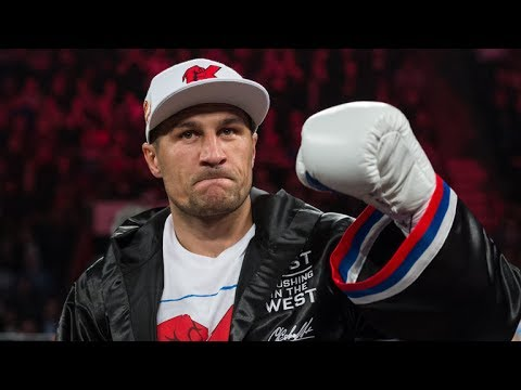 Sergey Kovalev Files Protest With NSAC To Make Ward Loss a No Contest
