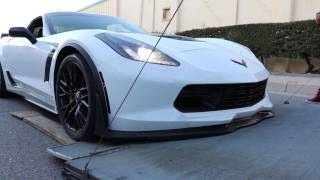 The Struggle Of Taking Delivery Of A Brand NEW Corvette Z06 =(