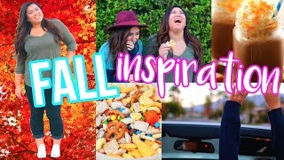 FALL INSPIRATION | DIY Snacks, Road Trip Essentials + Outfit Idea!