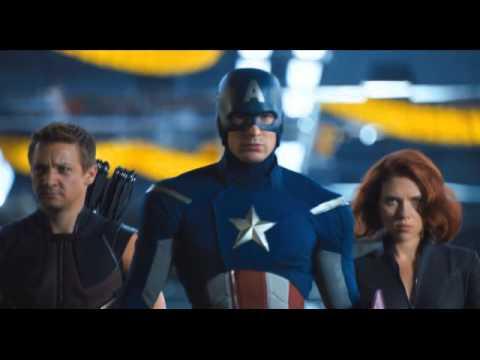 Marvel's Avengers - Go Hard or Go Home (Wiz Khalifa) (Music video)