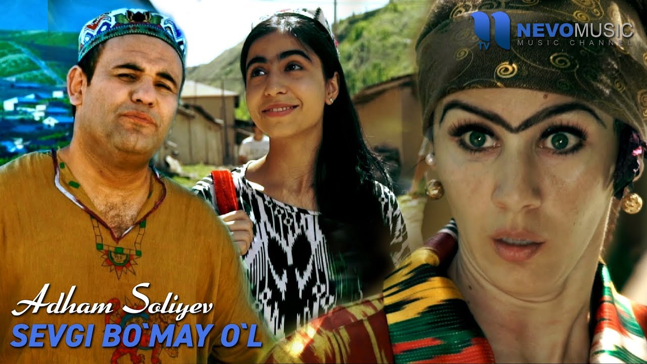 Adham Soliyev - Sevgi bo'may o'l (Official Music Video)
