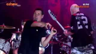 System Of a Down feat Chino Moreno (Deftones) - Toxicity @ Rock in Rio 2015 (Brazil) HD