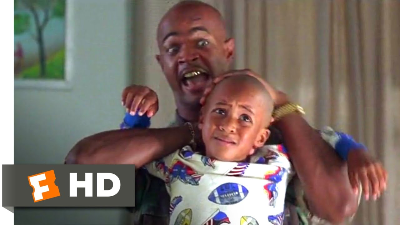 Download Major Payne (1995) - Shooting the Boogie Man Scene (4/10) | Movieclips