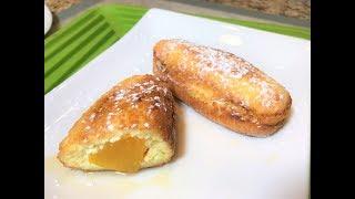 """Вкуснейший Завтрак. ТВОРОЖНЫЕ ПАЛОЧКИ. Вы мечтали ещё """"вчера"""" их приготовить! Cottage cheese sticks."""