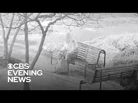 FBI releases new video of Capitol bomb suspect