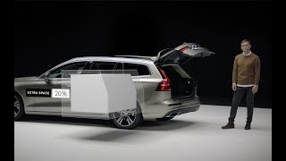 Class-Leading Versatility In The New Volvo V60