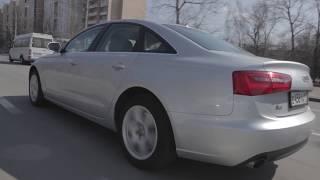 Обзор Audi A6 C7 3.0 TFSI Quattro. Необъяснимо, но факт! Бизнес класс со спортивным драйвом.