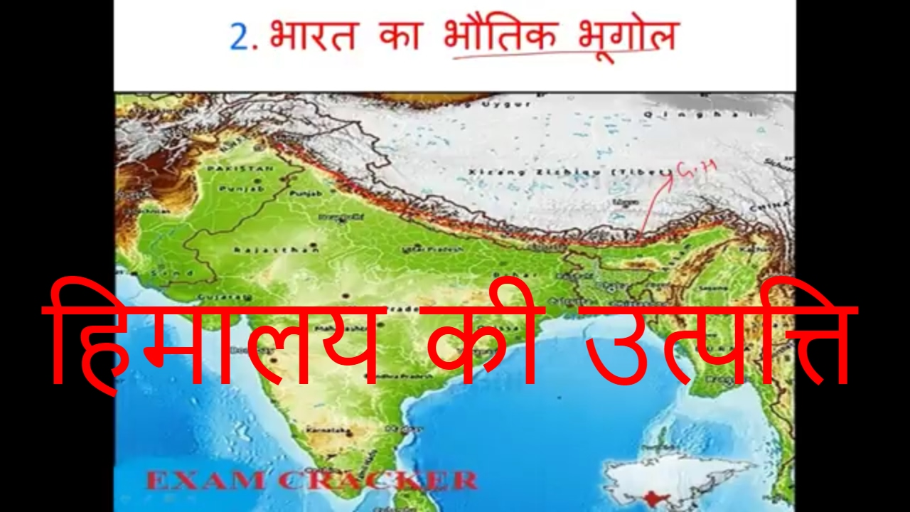 Physical geography of india origin of himalayan trans himalaya for physical geography of india origin of himalayan trans himalaya for uppscssc in hindienglish gumiabroncs Image collections