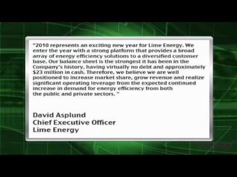 Lime Energy Drained After Posting Wider-than-Expected Loss, Revenue Guidance Below Estimates
