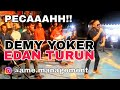 EDAN TURUN ~ DEMY YOKER With AME MUSIC (Live Cover)