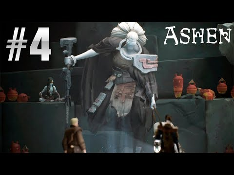 Un Boss Gigante !! Amiren   Ashen #4 en Español thumbnail