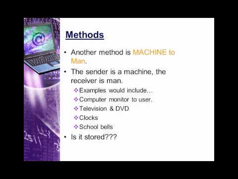 Communication Technology 2