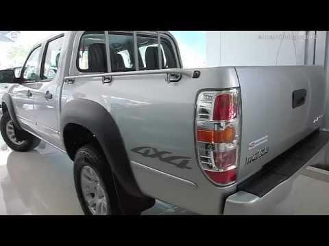 2012 Mazda Bt 50 Diesel 4x4 2012 Colombia Youtube