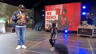 KHALIGRAPH JONES VS JUALA SUPERBOY PART 2 freestyle rap battle