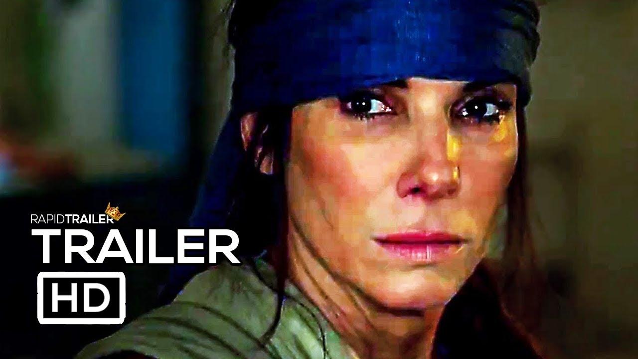 BIRD BOX Official Trailer (2018) Sandra Bullock, Sarah Paulson Movie HD