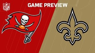 Buccaneers vs. Saints | Around the NFL Podcast | NFL Week 16 Previews