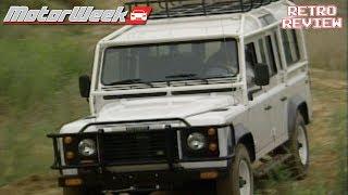 1992 Land Rover Defender 110   Retro Review