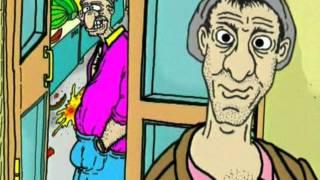 Красная Плесень - Моя папа (официальный клип)