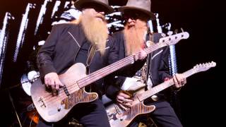 ZZ Top - Got Me Under Pressure [Remastered HQ]+Lyrics