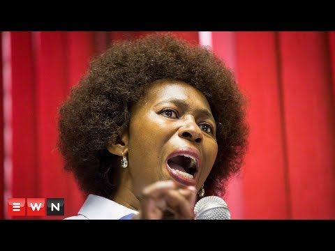 Makhosi Khoza launches her new political party