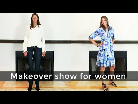 Fashion and beauty for women over 40 - makeover show - Danielle