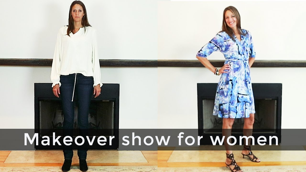 5ffeec7b34b4 Fashion and beauty for women over 40 - makeover show - Danielle Tracy Gold  and Dawn Gallagher are collaborating to bring you quick and easy fashion  and ...