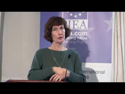 Lara Marlowe and  Prof John O'Brennan with Joe Mulholland - The French Presidential Election