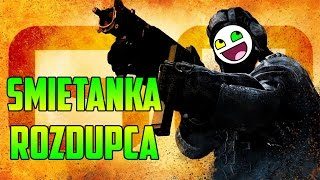 ŚMIETANKA ROZDUPCA PISTOLECIKIEM!!!!! Counter Strike GO