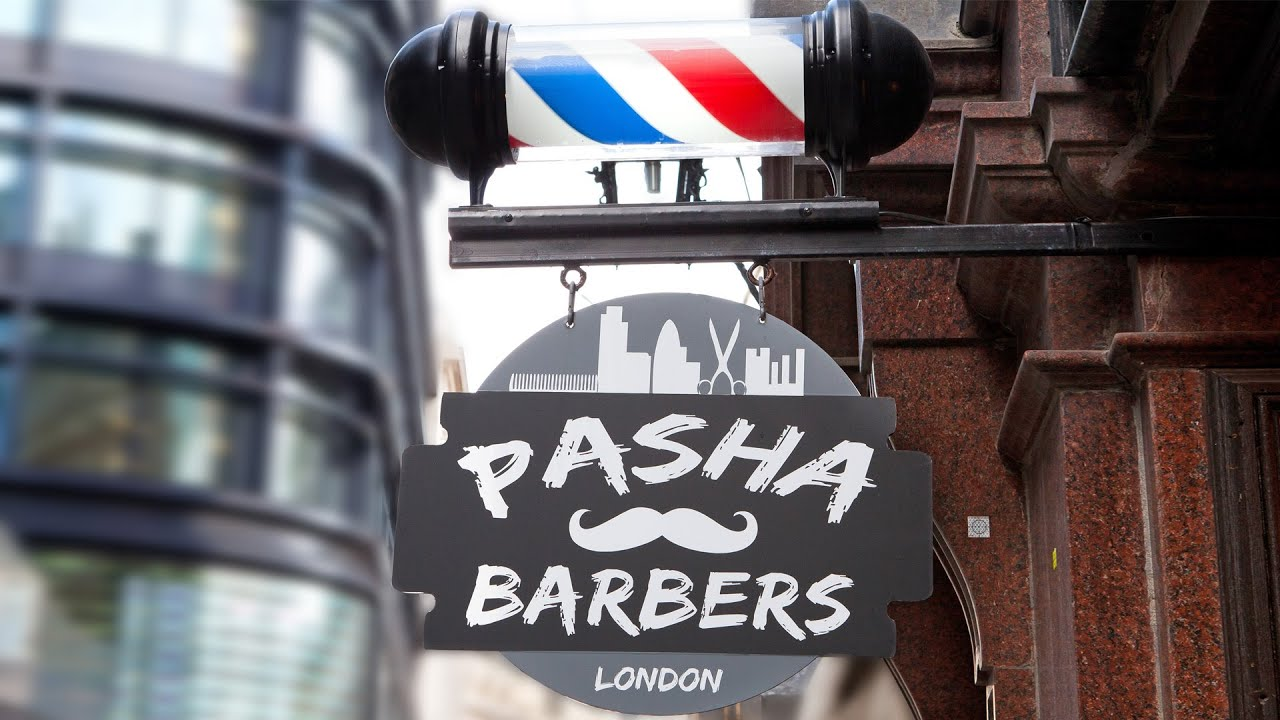 pasha barbers london beard trimming grooming youtube. Black Bedroom Furniture Sets. Home Design Ideas