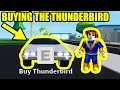 Gambar cover GETTING the 5 MILLION THUNDERBIRD *FLYING CAR* | Roblox Mad City