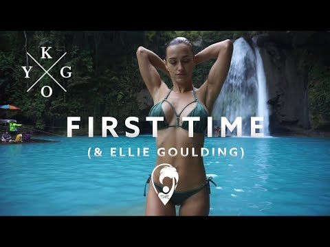 KYGO & Ellie Goulding - First Time (Music Video)