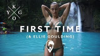 Скачать KYGO Ellie Goulding First Time Music Video