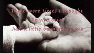 Keith Urban - Song for Dad.
