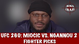 UFC 260: Stipe Miocic vs. Francis Ngannou 2 Fighter Picks