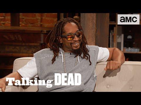 'Rick & Daryl's Bromance' ft. Lil Jon Highlights Ep. 804 | Talking Dead