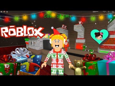Roblox Tycoon De Navidad Con Bebe Goldie Titi Juegos