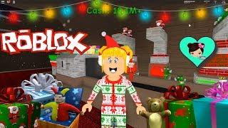 Roblox Tycoon de Navidad con bebe Goldie-Titi Juegos
