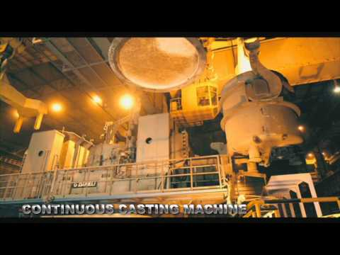 Abul Khair Steel Melting- Electric Arc Furnace production in English