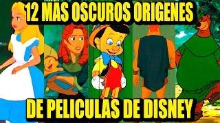 12 OSCUROS ORIGENES DE PELICULAS DE DISNEY 2da. parte   Los 12 Mas thumbnail