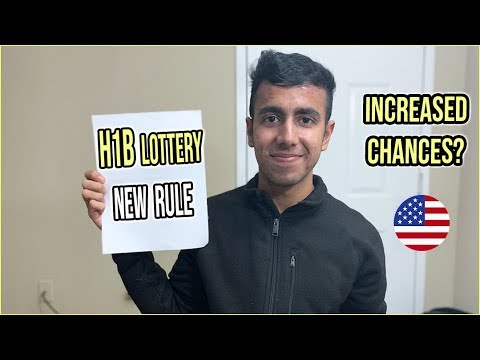 Changes in H1B Lottery: Better Chances for MS Students?
