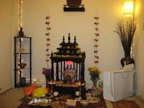 Amazing VASTU   Temple (Puja Ghar) At Home As Per Vastu Shastra