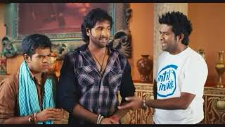 Dangerous khiladi 6 || new SOUTH movie || Comedy scenes | VISHNU MANCHU | BHARAMANANDAM |