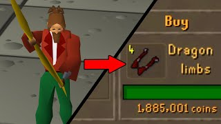 I Found A Method that Made Me Millions Without Leaving the GE! GE Only #3 [OSRS]